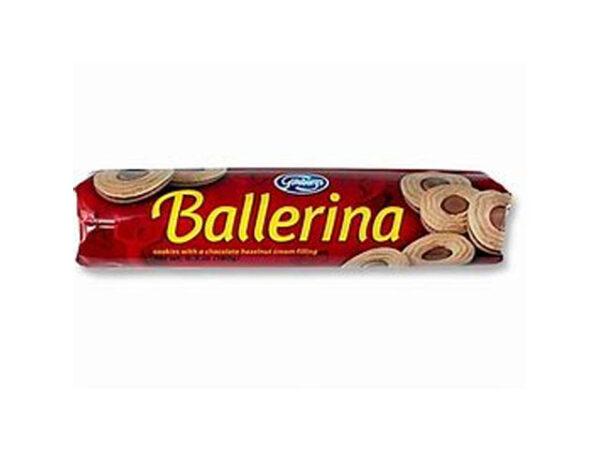 Smorrebrod Ballerina Biscuits