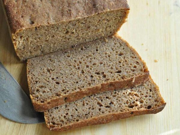 Smorrebrod Smorrebrod Bread - Danish Raybread