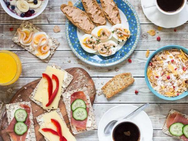 Smorrebrod Scandinavian Hotel Breakfast