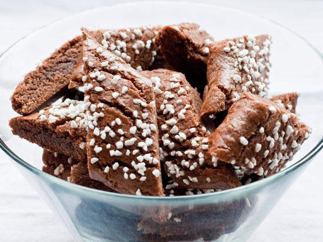 Smorrebrod Chokladsnitt 100gr