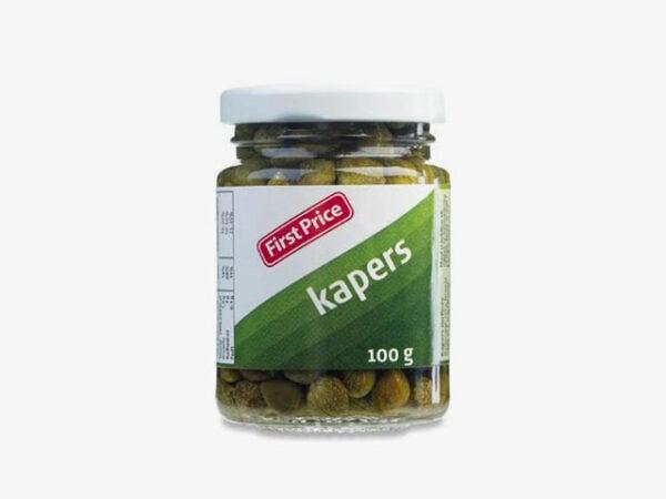 Smorrebrod Kapers - Caper