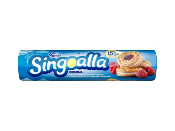 Smorrebrod Singoalla Biscuits