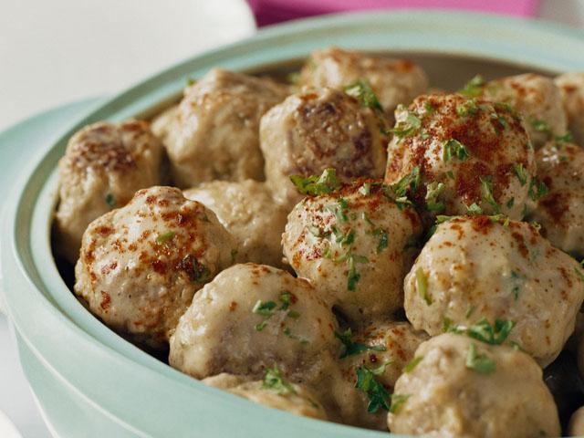 Smorrebrod Scandinavian Meatballs Frozen