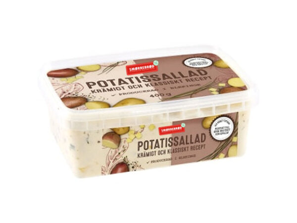 Smorrebrod Potato Salad 300gr