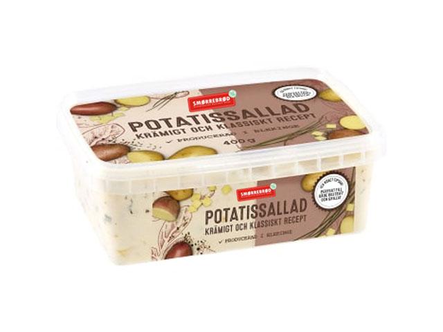 Smorrebrod Potato Salad 300gr