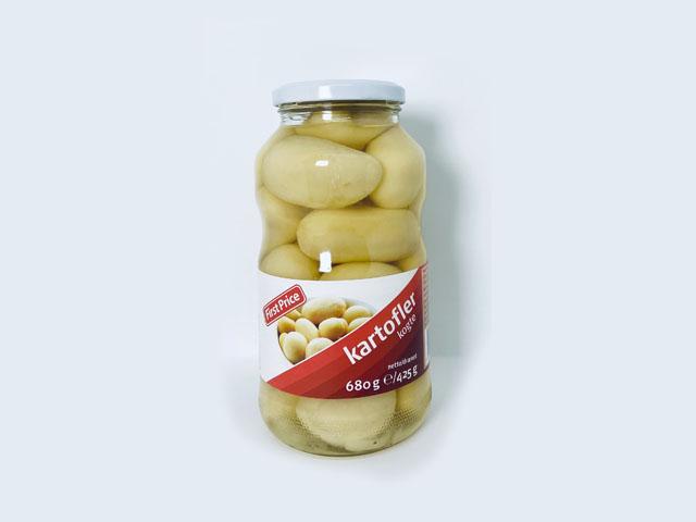 Smorrebrod Potato / Kartoffler 680gr