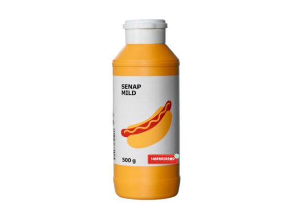 Smorrebrod Mustard Mild / Senap