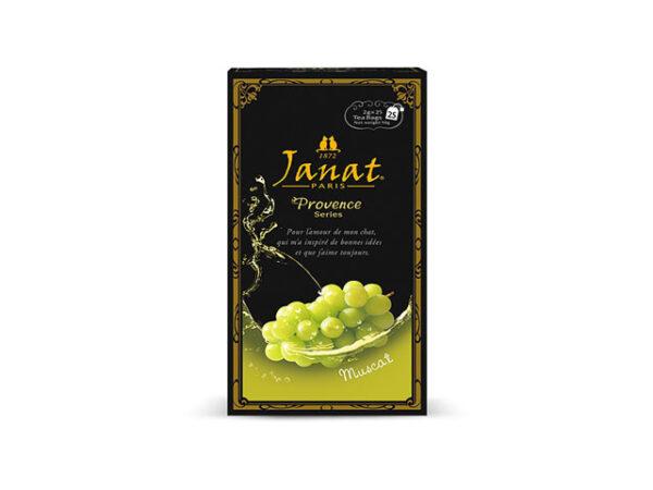 Smorrebrod JANAT PROVENCE Muscat