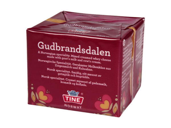 Smorrebrod Gudbrandsdalen Brun Ost / Brown Cheese 500gr
