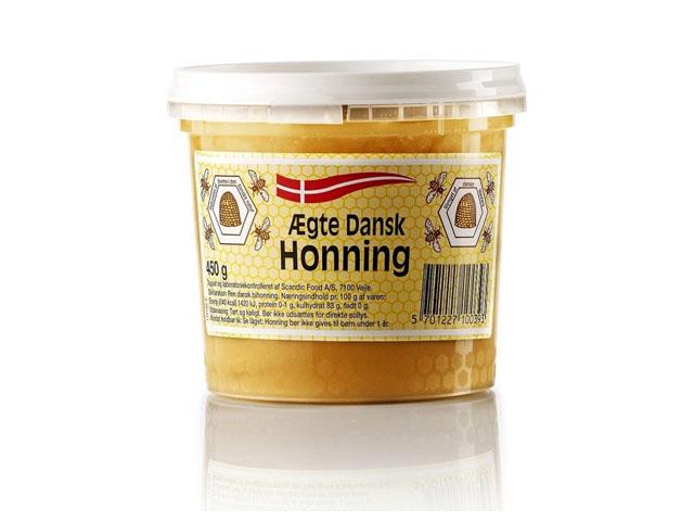 Smorrebrod Ægte Dansk Honning 425gr