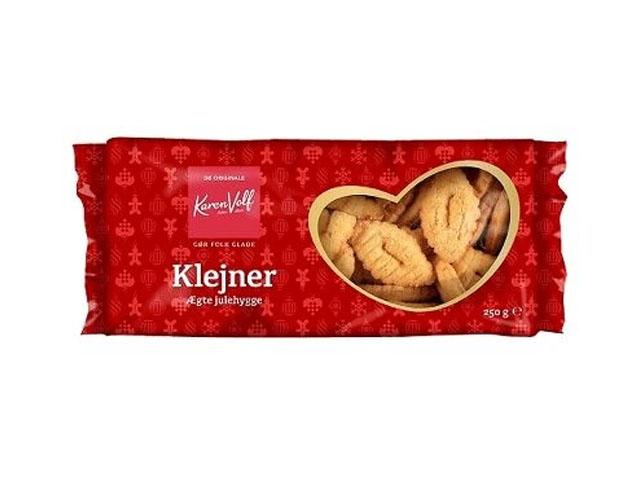Smorrebrod Cookie Cruller (Klejner) 250 Gr Karen Volf