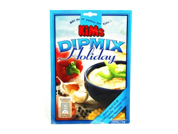 Smorrebrod KIM'S CHIPS DIP MIX HOLIDAY 17 GR