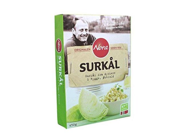 Smorrebrod Nora Surkål – Pickled White Cabbage 450gr