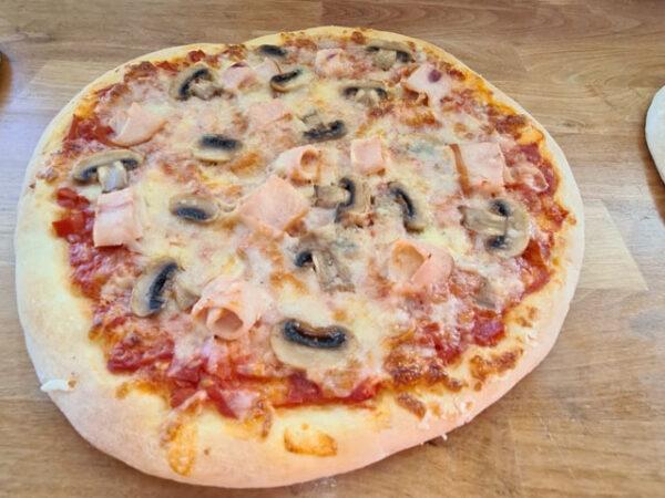 Smorrebrod Pizza Capricciosa