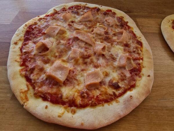 Smorrebrod Pizza Vesuvio – Grandiosa