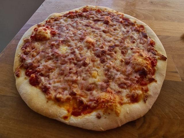 Smorrebrod Pizza Margherita